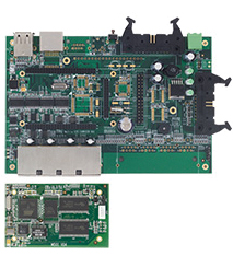 Artila M-501 Starter Kit, ATMEL AT9200, Linux, System On Module