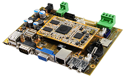 Evaluation Kit for M-5360A System-On-Module