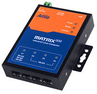 Artila Matrix-500, ATMEL AT9200, Linux, Box Computer