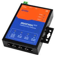 Artila Matrix-505, ATMEL AT9G45, Linux, Box Computer